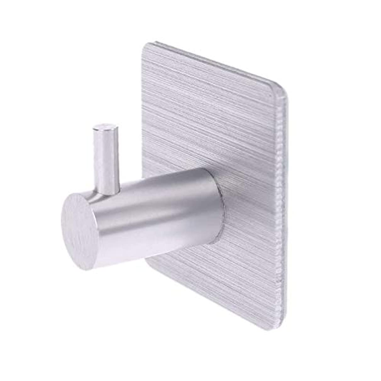VU ANH TUAN Store Hooks & Rails Self Adhesive Home Kitchen Wall Door Hook Key Rack Kitchen Towel Hanger Aluminum