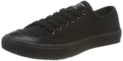Superdry Damen Low Pro 2.0 Sneaker, Schwarz, 37 EU