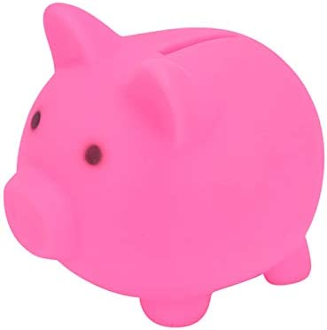 Piggy Bank 1PC Time sale Cute Small To Storage Inventory cleanup selling sale Boxes Kids Money