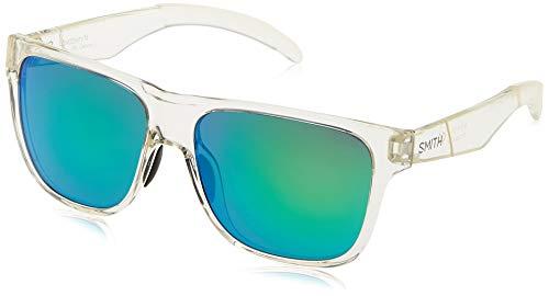 Smith Optics Herren Sonnenbrille Sportbrille Lowdown, Grün (Crystal), L