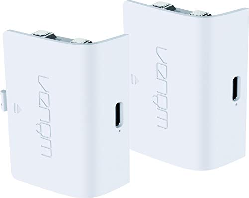 Venom Xbox pack double batterie rechargeable contrôleur - blanc (Xbox Series X, Xbox Series S)