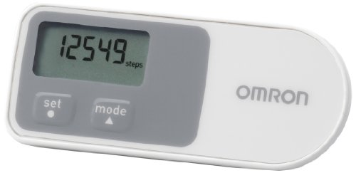 Omron Walking Style One 2.0 Stepcounter With 3 Dimensional Sensor -...