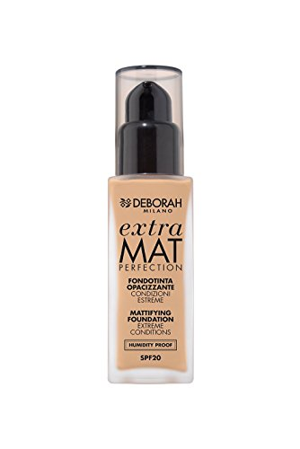 Deborah Milano - Base maquillaje extra mat perfection