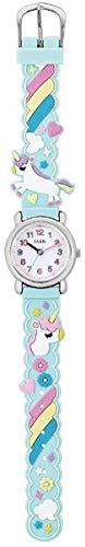 J-AXIS ジェイアクシス キッズ 腕時計 子供 時計 デコウォッチ キッズウォッチ TCLシリーズ1 (TCL62(ユニコーン))