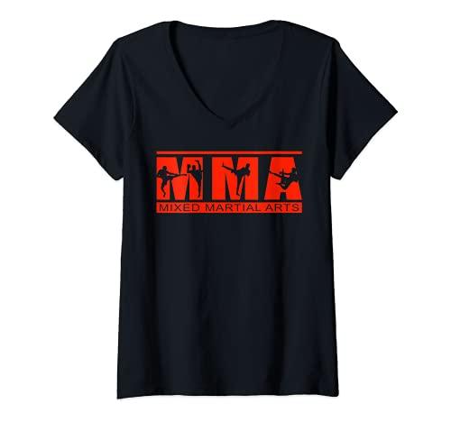 Damen MMA – Mixed Martial Arts –...