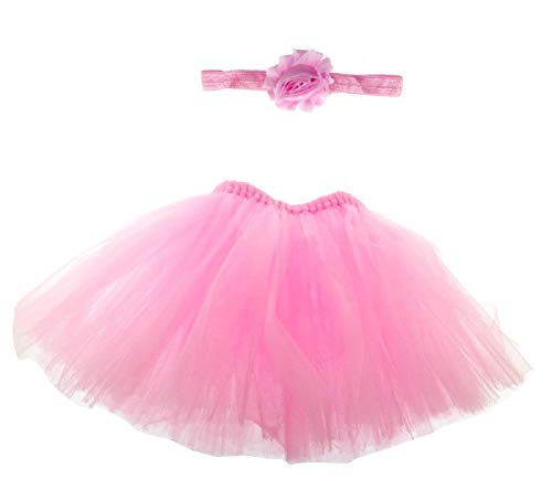 Gonna tulle bebe - neonata - completo - fascia per capelli - idea regalo originale - adatto per foto