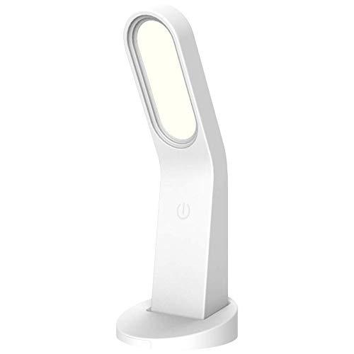 ブラケットライト led デスクライト 携帯ライト 充電式 800mAh大容量バッテリー 目を保護する 無段階調光 壁掛け 省スペース 6000k色温度 ベッドサイド、トイレ、寝室に適用