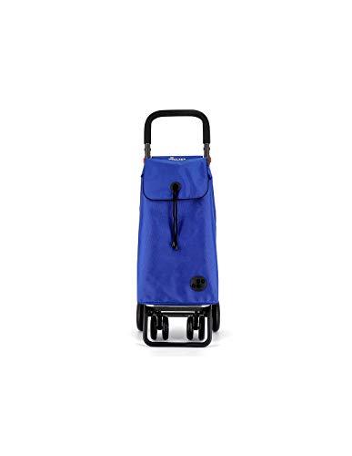 Rolser - Carrello per la Spesa 41x34x90 cm Blu