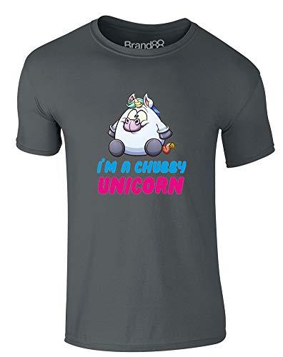 IDcommerce Gorgeous Little Boy Thinking Womens T-Shirt Extra Large Gray