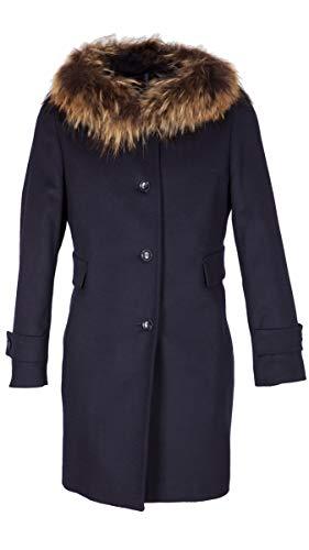 Steinbock Ladrona 28281W 60101 - Cappotto da donna Blu M