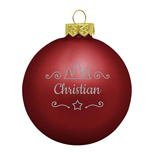 Deitert -   Weihnachtskugel mit