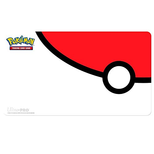 Ultra Pro Pokemon Poke Ball Play Mat, Color (E-85246)