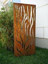 Zen Man Visión Protección Visión pared separador vgarten accesorio Jardín decorativo para jardín jardín Artículo: Amazon.es: Jardín