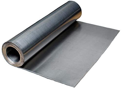 Walzblei Maße: 1,25 x 330 x 3.530 mm