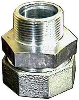 Dresser 0065-0007-003 Galvanized Steel 150 psi Style 65 Short Coupling, 2