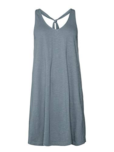Protest Attention Damen Kleid Grey Day L/40