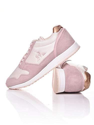 Le Coq Sportif JAZY, Zapatillas Mujer, Cloud Pink, 37 EU