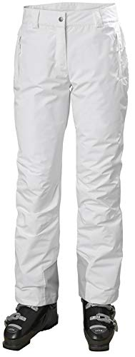 Helly Hansen W Blizzard Insulated Pant Pantalon, Mujer, White, M