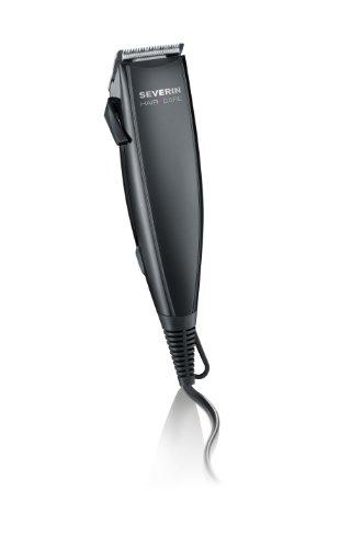 Severin HS 0707 Haarschneidemaschine, Netzbetrieb, schwarz