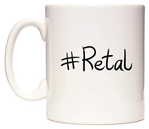 #Retal Taza por WeDoMugs®