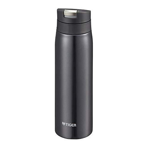 タイガー魔法瓶(TIGER) マグボトル ブラック 500ml タイガー 水筒 サハラ マグ MCX-A501-KL