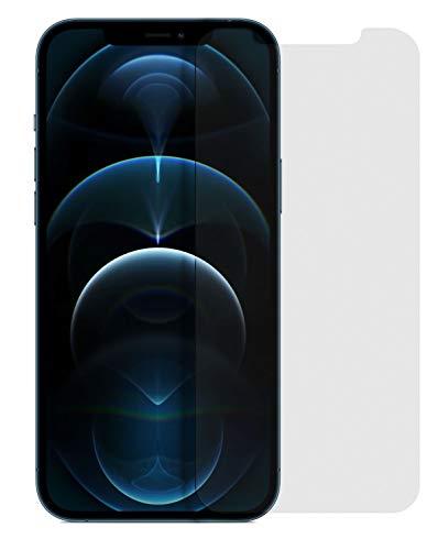 MyGadget Panzerglas 9H Folie [Matt] Entspiegelt kompatibel mit Apple iPhone 12 Pro Max - Schutzfolie [Hüllen kompatibel] Display Schutz Glasfolie Displayschutzfolie