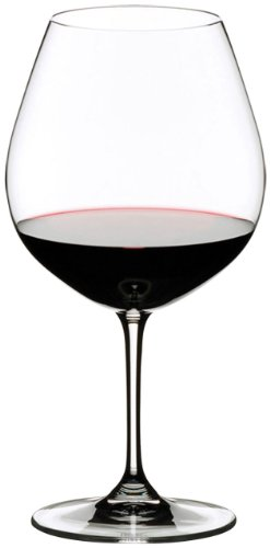 Vinum Pinot Noir Weinglas 2er Set, transparent H 21cm, 700ccm