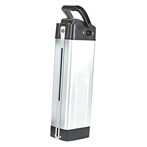 Sharplace Funda Protectora de Caja de batería de plástico para Bicicletas eléctricas...