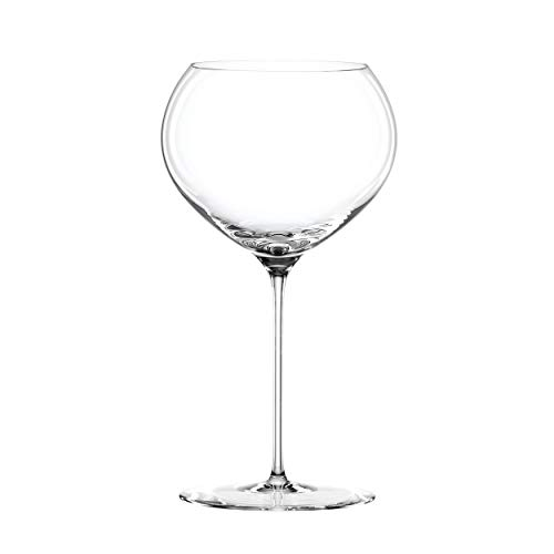 Spiegelau Novo Chardonnay, 1300036, chardonnayglas, wittewijnglas, wijnglas, kristalglas, 750 ml