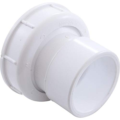 Pump Union 1.5 with Lock nut and O-Ring - Waterway Plastics 806105378170