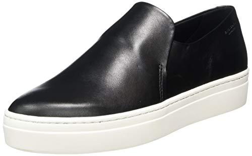 Vagabond Damen Camille Slip On Sneaker, Schwarz (Black 20), 37 EU