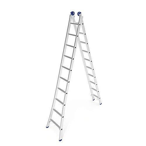 Escada Extensiva Mor 2x10 Mor