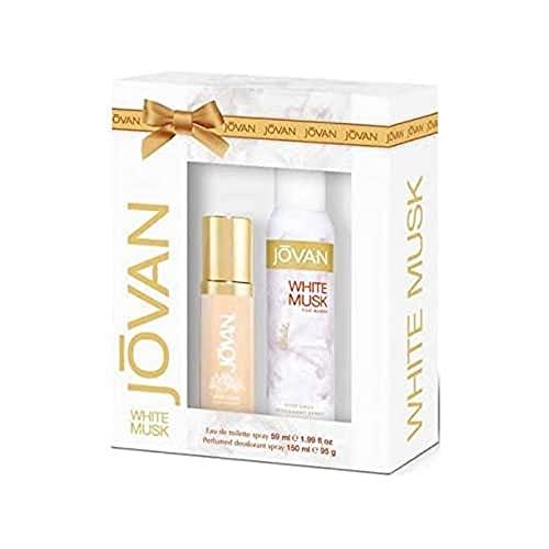 Jovan Musk Pack Mujer: Eau de Cologne Natural Spray 100