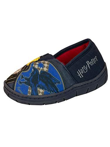 Harry Potter Zapatillas para Niños Hogwarts Azul 28