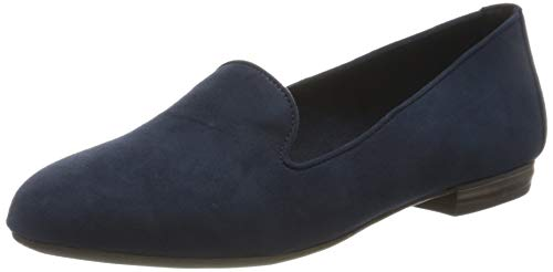 MARCO TOZZI Damen 2-2-24235-34 Slipper, Blau (Navy 805), 39 EU