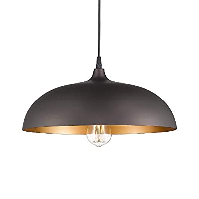 Emliviar Large Industrial Pendant Light 1901