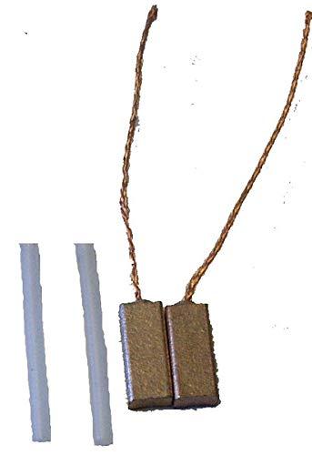 escobillas de carbón GOMES, compatible Alternador Valeo Paris-Rhone 6,4x4,6x14,2