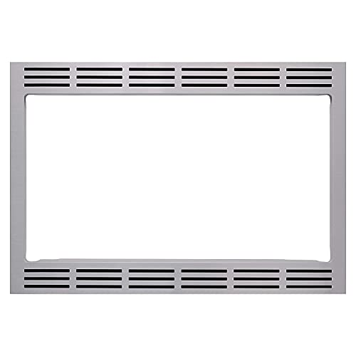 Panasonic 27-inch Trim Kit, Stainless Steel, for use with 2.2 cu ft Microwave Ovens– NN-TK922SS, 27 inch