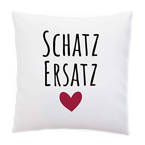 MMM Kissen Sprüche Berlin Lieblingsmensch Herz Spruch Schatzersatz Pupsen Love Smile Dreaming Chill, Design:Design 3, Kissen:Standardkissen