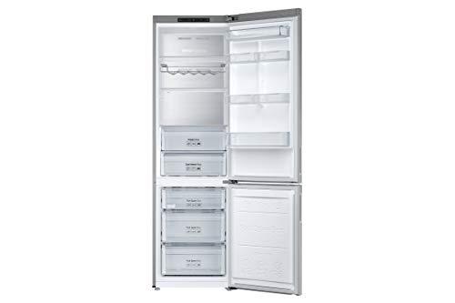 Samsung RB37J502VSA/EF Frigorifero Combinato Serie 5000, Total No Frost, Compressore Digital Inverter, 353 L, Argento