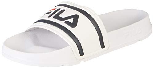 FILA Damen Morro Bay 2.0 wmn Slipper, White, 41 EU