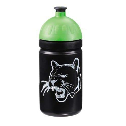 Step by Step Wild Cat – Drinking Bottles (Black, Green, Active Lid)