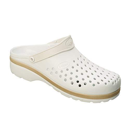 Scholl Linea Professionale Light Comfort, Bianco, 36 EU