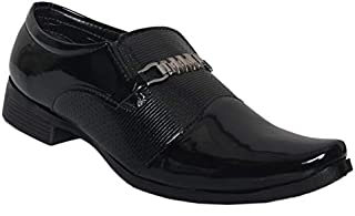 Radlett Men's Patent Flip |Moccasin|Formal Shoes