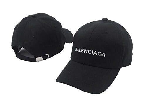 Baseball Caps Hip Hop Hüte Angeln Golf Sonnenschirm Laufen im Freien Trucker Sports 2019 Stickerei Strapback Verstellbarer Hut Vintage Golf @ Black