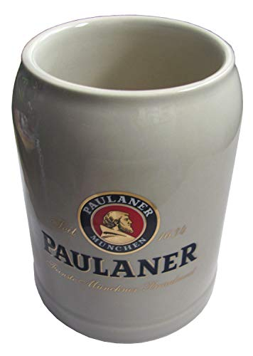 Paulaner Brauerei - Bierkrug - Krug 0,5 l.