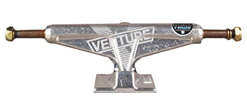 Venture Low V-Hollow Achse, Silver-Polished, 5.2