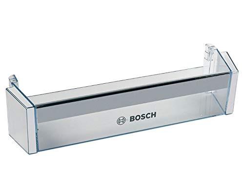 Bosch 00743239 Abstellfach Flaschenabsteller Fach 100mm hoch für Kühlschrank Tür