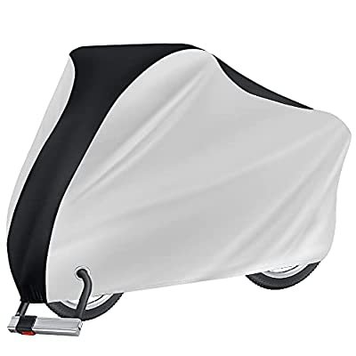 Amazon - 30% Off on Bike Cover Outdoor Waterproof Bicycle Covers Rain Sun UV Dust Wind Proof