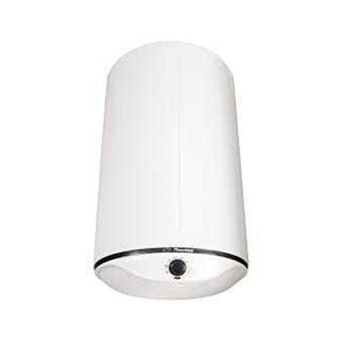 Termo eléctrico Slim Ceramics 50l serie Ellite, capacidad 50 litros, 1000 W, 40 x 38 x 89 centímetros, color blanco (Referencia: 241079)